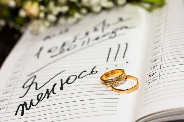Смотреть Красивые даты для свадьбы в 2019 году видео